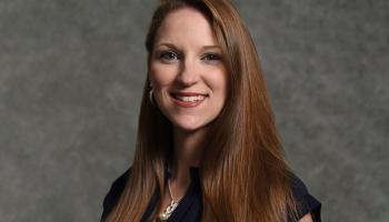 headshot of smiling woman (Dr. Cara Morrill-Stoklosa)