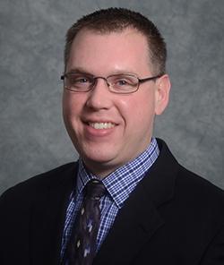 headshot of Joseph Seidel